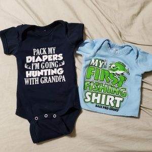 Nb baby clothes.